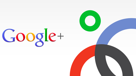 Logo of Google+ Social Media Platform